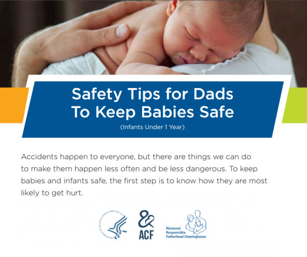 Keeping Children Safe At Any Age Safety Tips for Dads